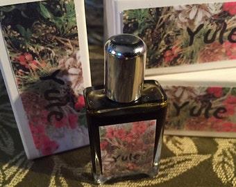 Yule Botanical Perfume