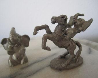 Elephant Spoontiques Figure Pair