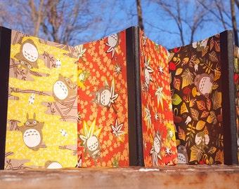 5 Fall My Neighbor Totoro - Hayao Miyazaki Mini Notebook gift set