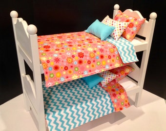 American Girl Doll:  furniture, bunk beds