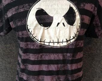 1993 Tim Burton The Nightmare Before Christmas t shirt USA