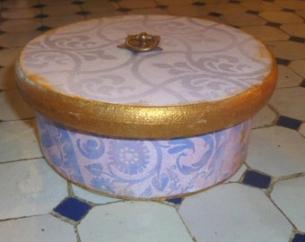 RESERVED, Jewelry Box , wedding gift, keepsake box