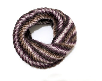Colorful Cozy / It is so comfortable and cozy-Neck Warmer