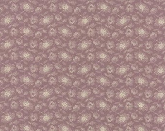 Ville Fleurie Lavender 13765 22 by French General for moda fabrics