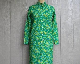 Vintage 60s PRETTY POSEY POWER Dress