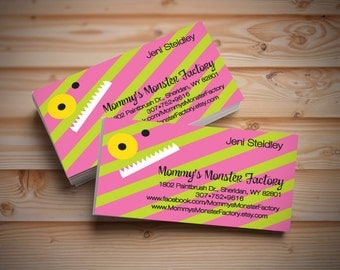 Business Card Custom