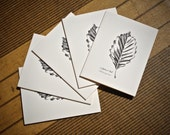 5-Notecard Set: Chestnut ...