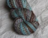 Handspun Yarn - Dark Waves