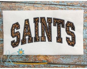 Saints Arched
