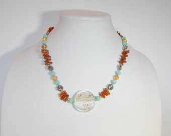 Candy Mountain Necklace