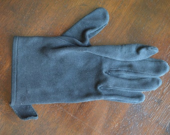 JUST ONE vintage black woman's glove