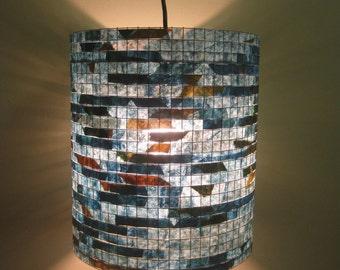 30% Off - Lighting Chandelier Pendant Light Unique Lampshade Lampada Coffee Filter Lampshade