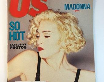 Madonna / 1989 / US Magazine