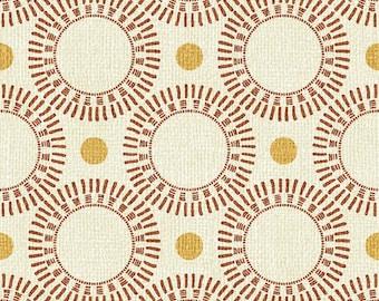 Melbourne - Bendingo Cream Clay by Andrea Komninos from Benartex