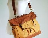NEW YEAR SALE 30% - Pico2 Backpack Convertible in 2 tones (Water Resistant) Unisex / Laptop / Shoulder / Satchel / Rucksack / Messenger / Di