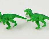 Tyrannosaurus Rex Dinosaur Cufflinks