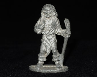 Dungeons and Dragons Ral Partha 1980 Warrior