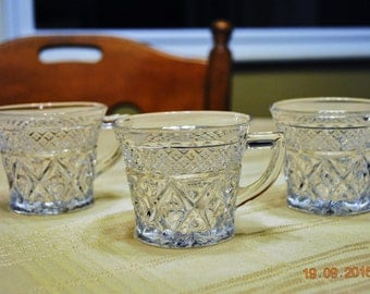 8 - Imperial Cape Cod  Punch Cups