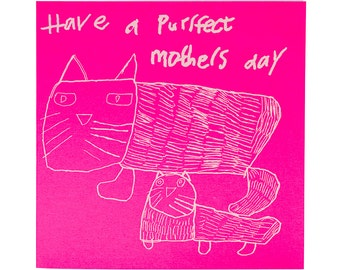 Purrfect Mothers Day
