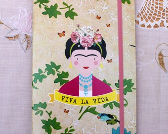 Notebook Frida Kahlo
