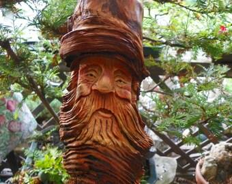 Duffy,   the pine knot wood spirit