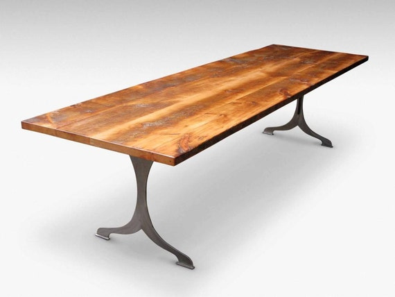 Salvaged Wood Dining or Conference Table
