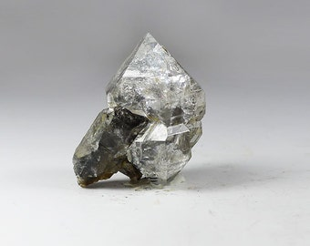 Herkimer Diamond, Herkimer Diamond Cluster, Natural Herkimer Crystal, Healing Crystal, Combination Crystal, Herkimer Scpter