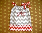 Baby newborn dress gameday college colors girl dress baby gift girl dress