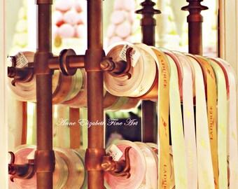 Macarons,Macaroons,Laduree,Photograph,Romantic,Food Photography, Paris Kitchen,Pastel,Pink,Sweets,Bakery,Pastry,Dreamy,Nursery,Dorm Decor