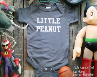 Little Peanut cute baby gift One-Piece, Infant Tee, Toddler, Youth Shirts
