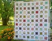 Starlight PDF Quilt Pattern