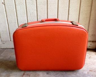 Little Orange Suitcase