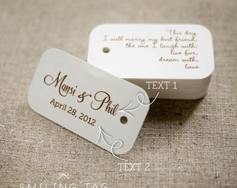 Wedding Favors Tags Singapore : ... tags custom wedding favor tags thank you tag hang tags wedding gift