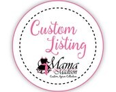 Custom Listing For Majid...Mr. and Mrs. Bridal Aprons...Perfect Bridal Shower Gift