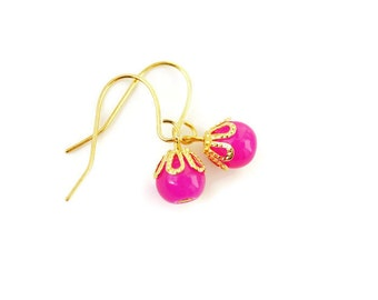 Tiny Dangle Earrings for Girls