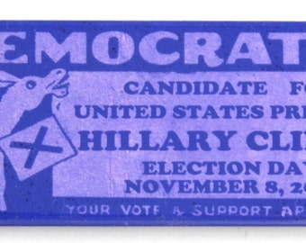 Hillary Rodham Clinton for President 2016 Fridge Magnet