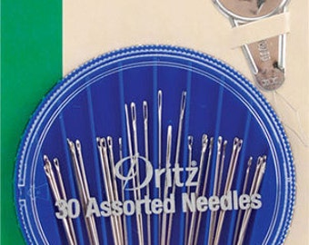 Hand Needles Compact Needle Assortment 30ct  by Dritz