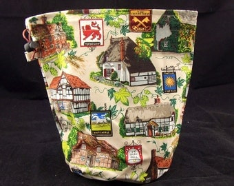 R Project bag 372 Village Pubs