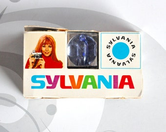Sylvania Flashcubes, set of 3