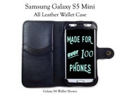 Galaxy S5 Mini Leather Wa...
