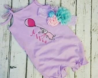 Girl 1st Easter- Baby 1st Easter- 1st Easter tutu-1st Easter Dress- 1st Easter girl- Baby Bunny outfit- Girl Bunny outfit- 1st Easter shirt