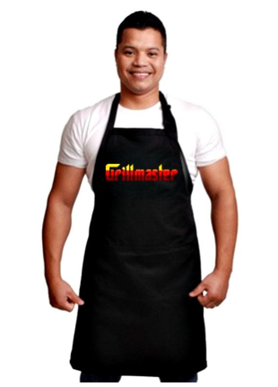 Grillmaster Svg Fathers Day Grill Fathers Day Apron