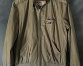 Vintage Members Only Olive Green Jacket