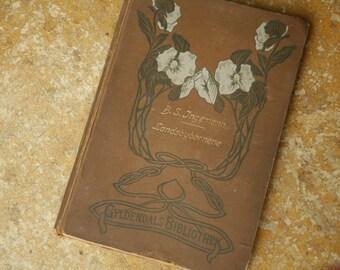 Landsbybornene, B.S. Ingemann, Nytids Roman 1 Fire Dele, Brown Book, Library, Beautiful Book, Vintage Book