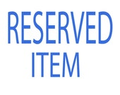 RESERVED for purchase ljroche924