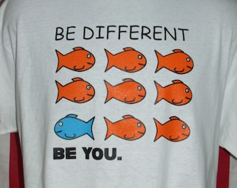 """Motivational Tee """"Be You"""""""