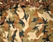 Camouflage Fleece Blanket, Camo blanket, Camo fleece blanket, Blanket for boys, blanket for men, Toddler blanket, Camo throw blanket