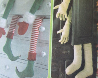 Sewing  pattern Halloween and Christmas paper pattern Uncut paper pattern by Simplicity 3642