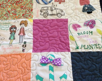 Your Own Design Quilt