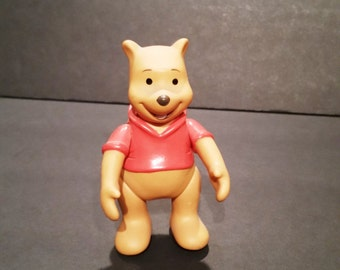 Vintage Winney The Pooh Bear from Disney World 1980's